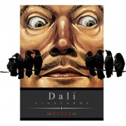 Dali Vineyards Wine Label