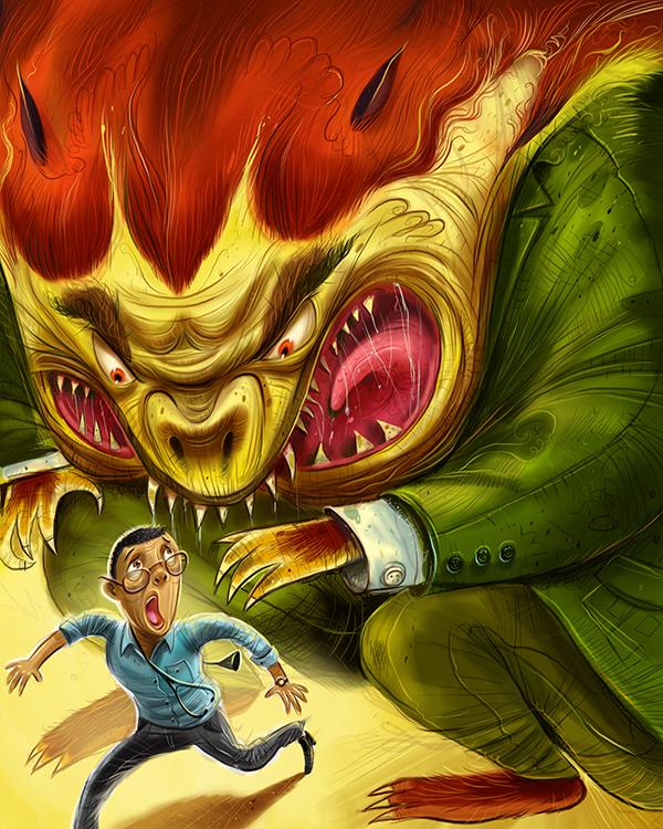 Malpractice Monster