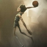 Stylized-Character-basketball