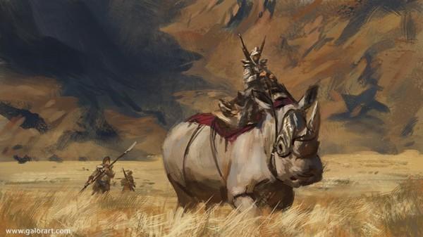 War Rhino