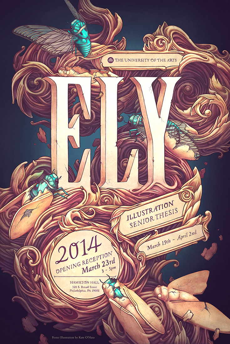 Ely Poster