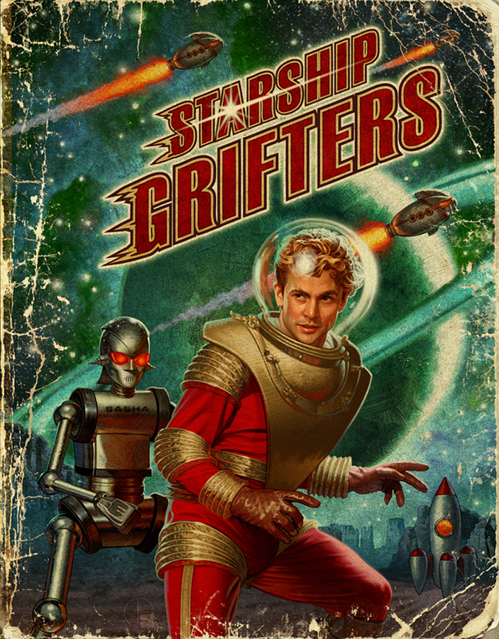 Starship Grifters