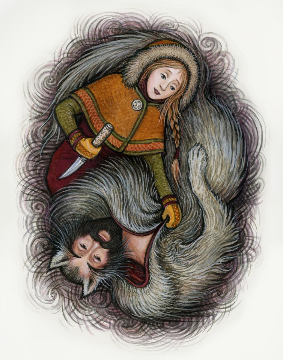 Wolfskin and the Huntress