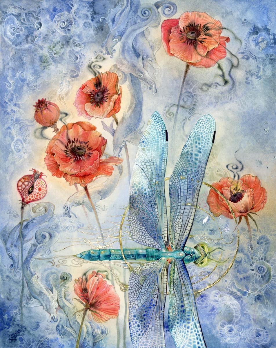 When Flowers Dream
