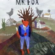 Fantastic Mr.Fox book cover