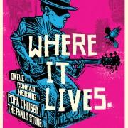 18th & Vine Jazz & Blues Fest Poster