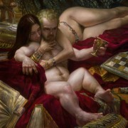 The King's Hand - Tyrion and Shae