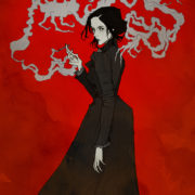 Penny Dreadful Variant Cover 2