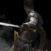The Living Blade, Book II