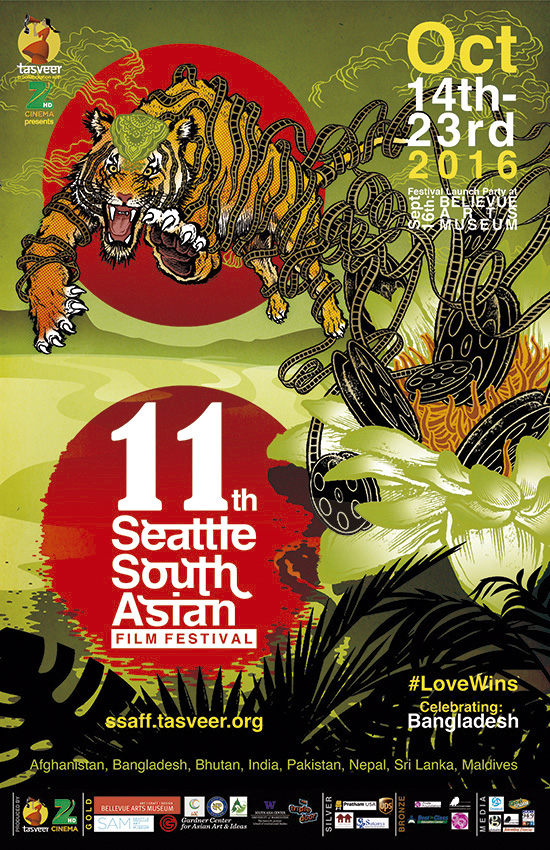 11th Seattle South Asian Film Festival