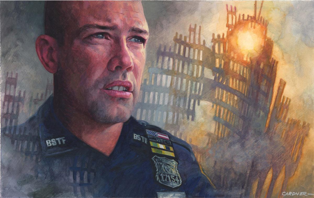 Sgt Ryan First Responder