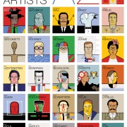 Great Modern Artists A-Z