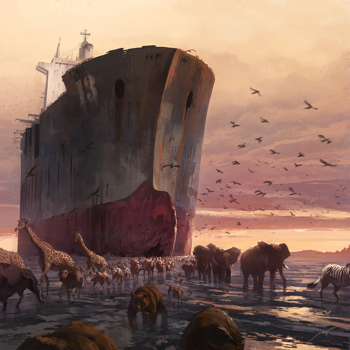 Noah's Ark (reloaded)