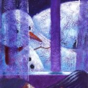 Through a Winter Window