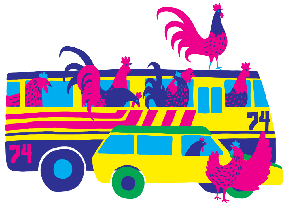 Chicken Bus