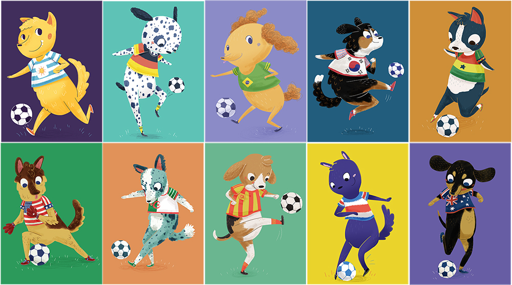 World Cup Pup Series