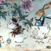 """Tea Time"" - Alice in Wonderland"