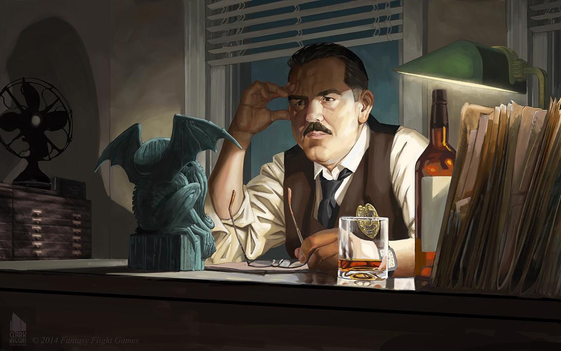 Inspector John Legrasse
