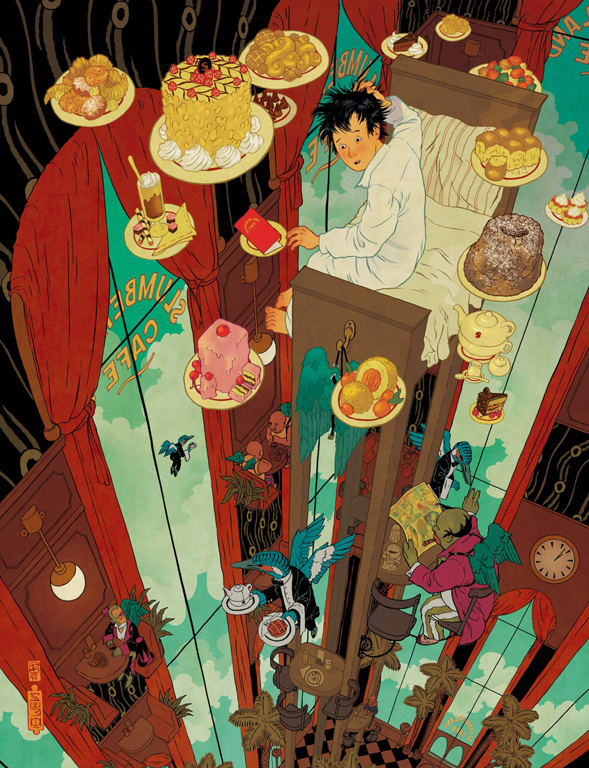 Little Nemo in the Slumberland Café