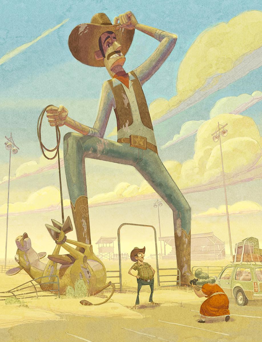 Rodeo Road Trip