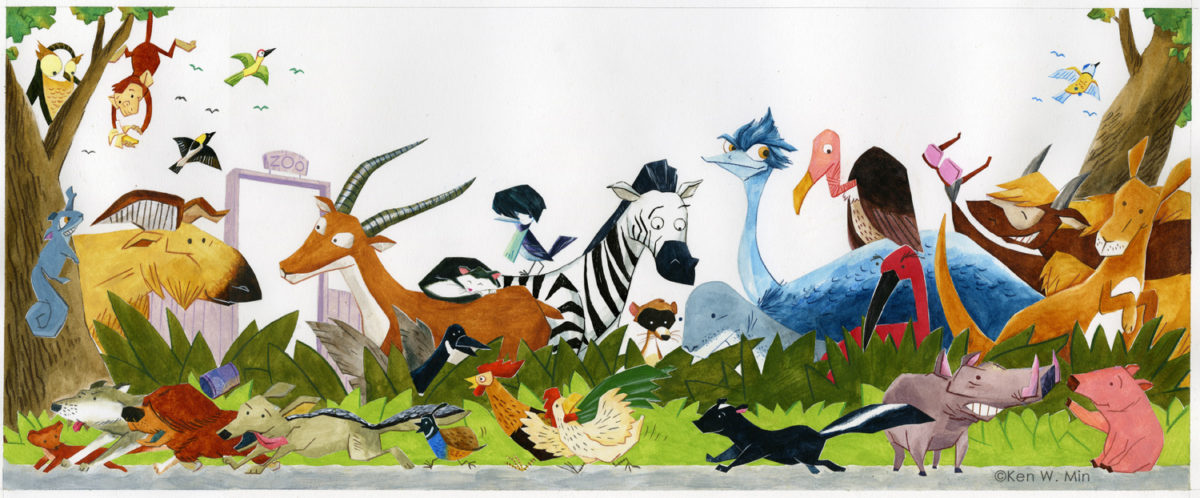 Ah-Choo!: Zoo