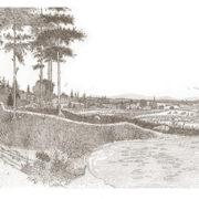 Walden Pond Panorama