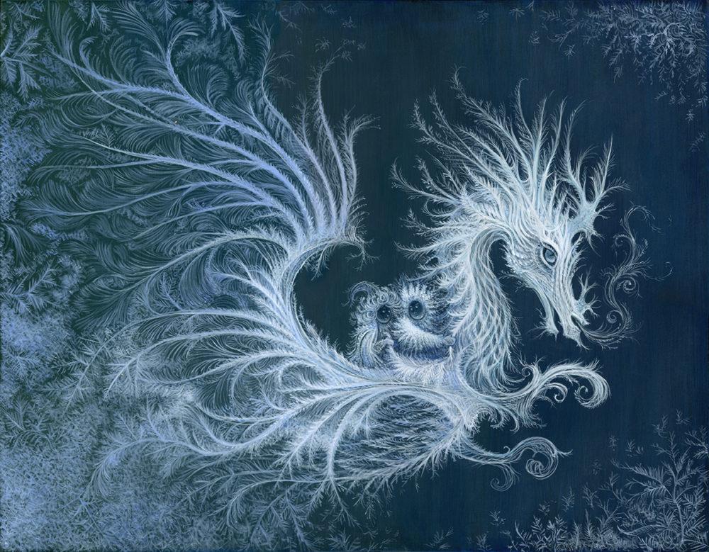 Frost Dragon: Illustration West 56