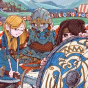 Vikings - the musical poster