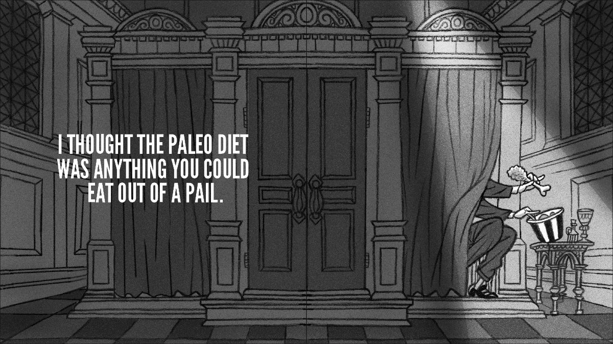 Midnight Confessions: Paleo Diet