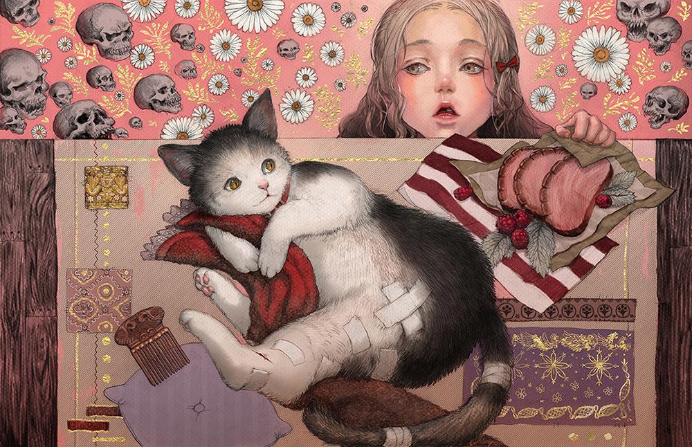Vasilisa's cat