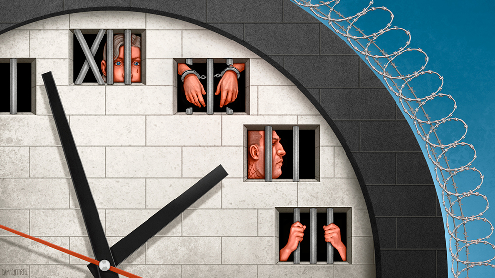 Day One: The First 24 Hours of a Prison Sentence
