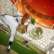 2017 World Baseball Classic Competition Illustration