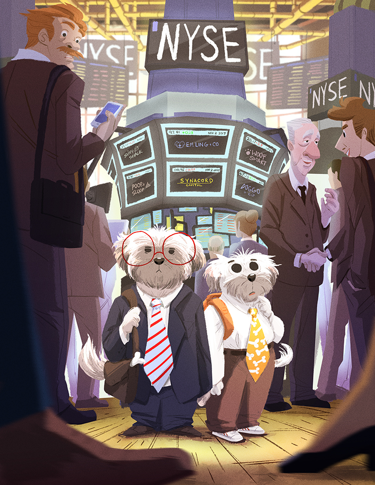 The New Woofs of Wall Street