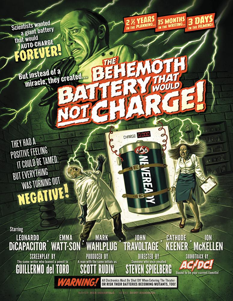 Behemoth Battery