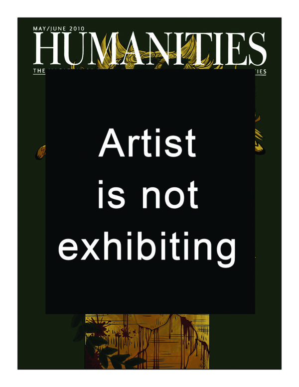 Humanities cover