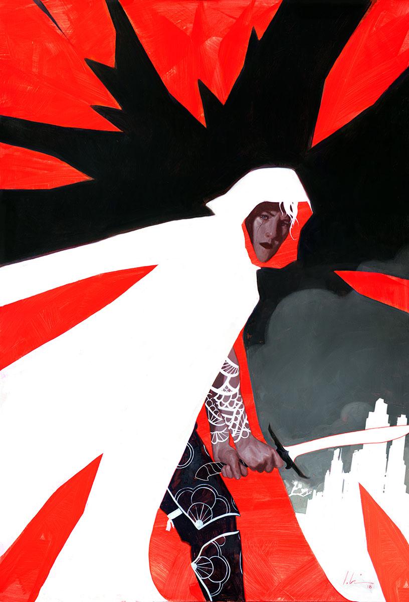 Seven Blades In Black Cover