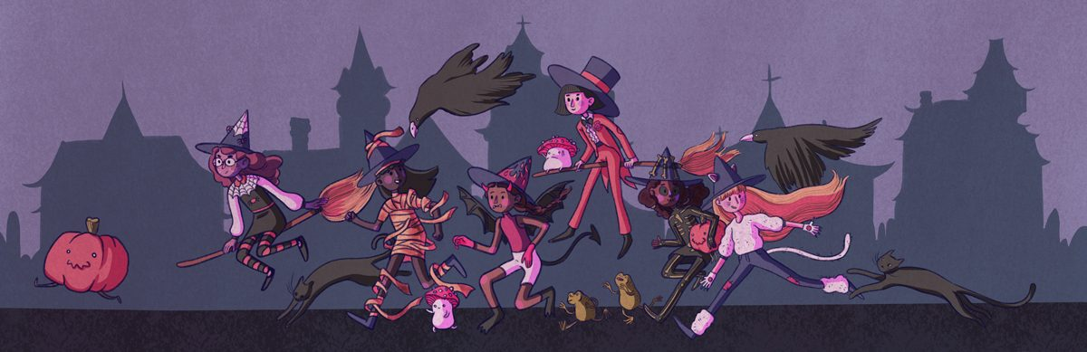 Parade of the Witching Season - Liv Braiker