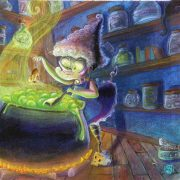 Kitchen Witch- Ratatouille web