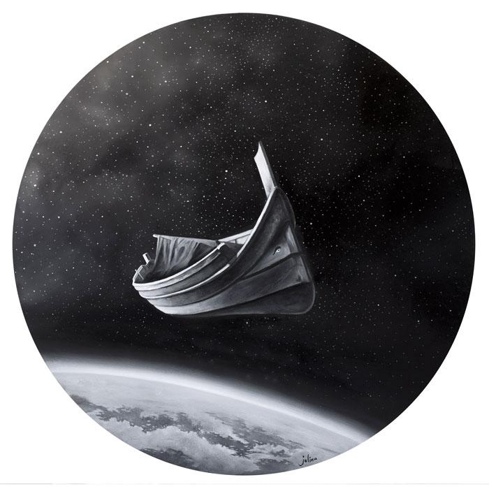 Mallia-Julian-aka-Julinu-Space-Ship-2018