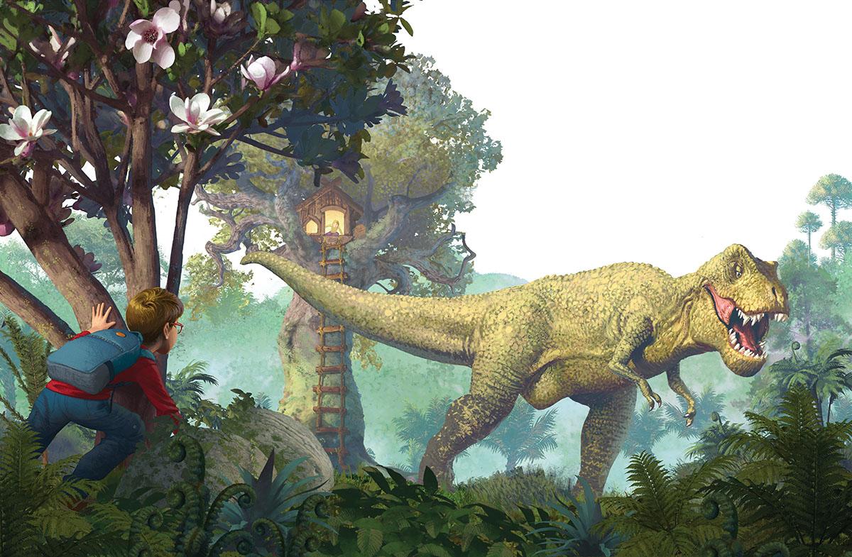 Caparo-Dinosaurs