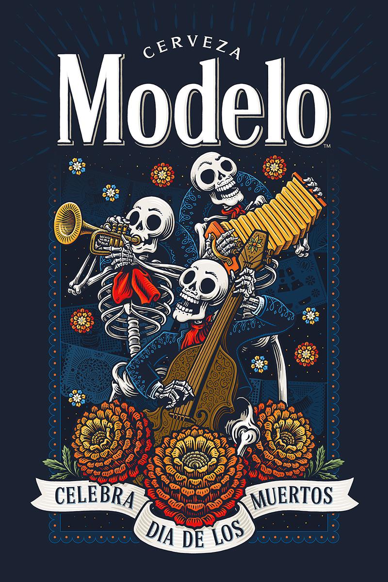 Modelo_band_poster