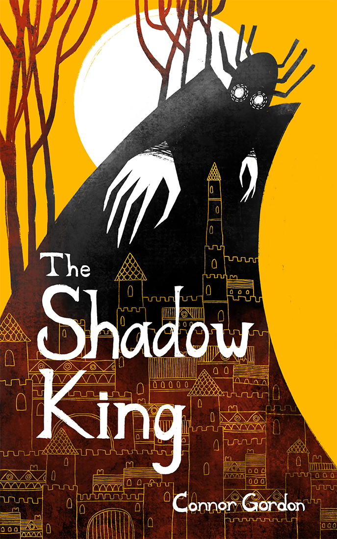 Book Cover: Shadow KIng